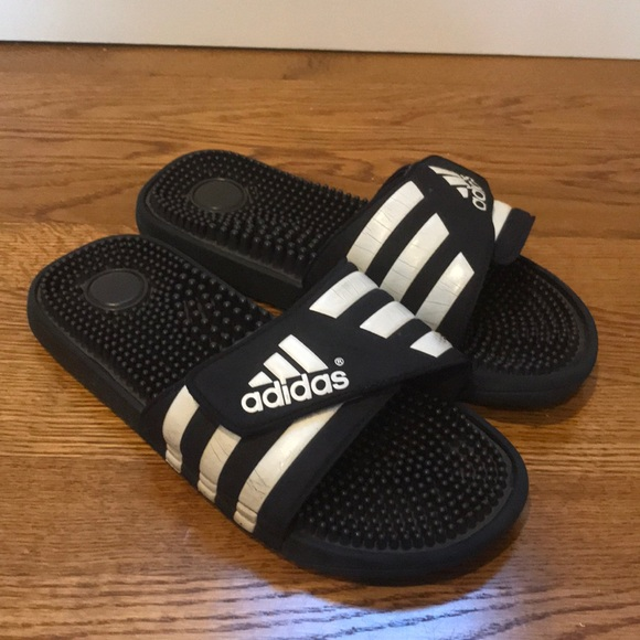 371e43e7b adidas Other - Adidas Adiddage Slides Men s Sandals Navy Blue 8